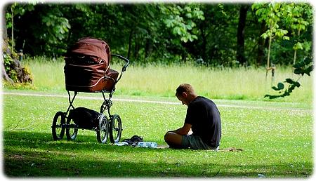 Far i Frederiksberg Have
