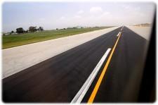 Landingsbanen