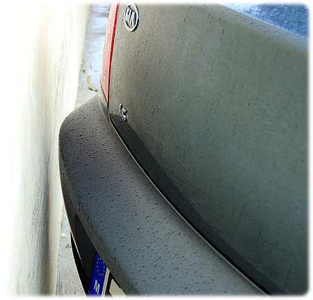 parkering af Kia