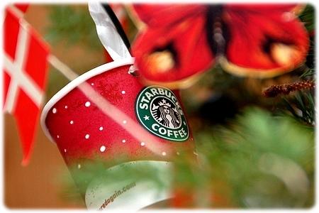 Starbucks. Koppen.