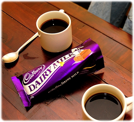 Aaahhh... Kaffe