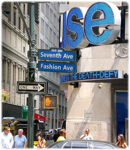 Fashion Avenue - One Way