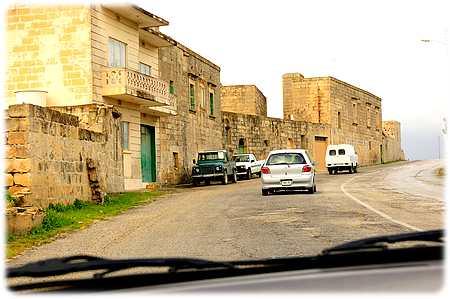 Gozo på tværs