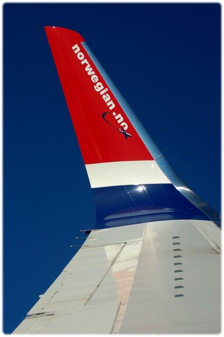 Norwegian Air bragte Lupo til Kbh
